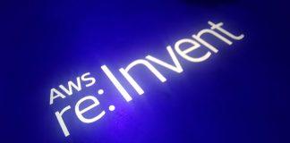 re:Invent logo
